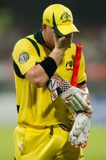 David Warner failed to provide yet again