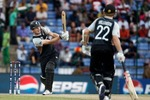 Rob Nicol gave New Zealand a solid start