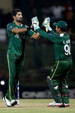 Sohail Tanvir took the wicket of Mohammad Ashraful