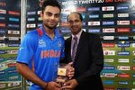 Virat Kohli was the Man of the Match