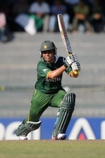 Kamran Akmal made 32 runs