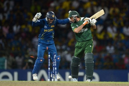 Shahid Afridi played another reckless shot