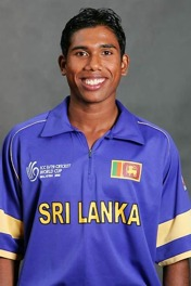 Player Portrait - Umesh Karunaratne