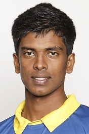 Player Portrait - Charith Jayampath