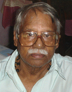 Portrait of M Balan Pandit