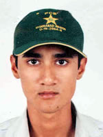 Absar Ahmed - Player Portrait
