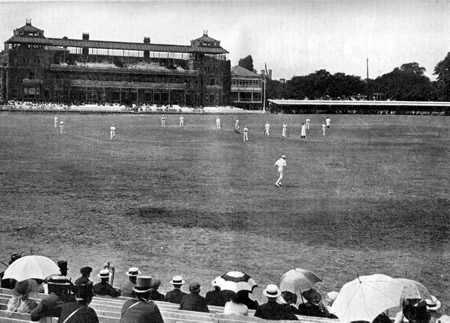 Eton v Harrow at Lord's, July, 1921