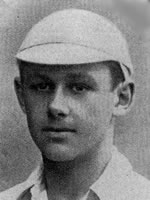 Player Portrait  of Gubby Allen, Eton, 1921