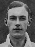 Player Portrait of Cecil Bennett, Harrow Captain, 1921