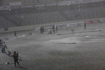 Another image showing how the groundsmen were slipping