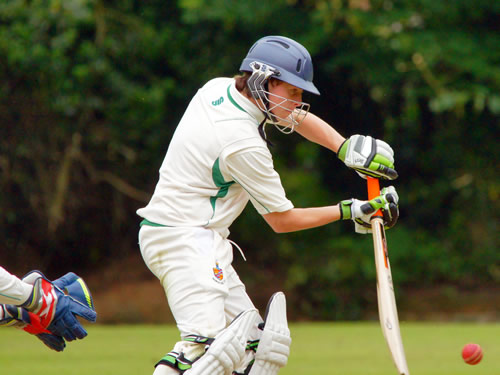 Chris Read batting for Horsford