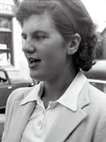 Player Portrait of Mary Duggan 1947