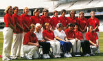 1993 Women's WCup winners v 2003 England Women team