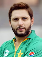 Player Portrait of Shahid Afridi