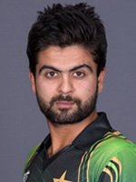 Player Portrait of Ahmed Shehzad