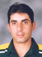 Misbah-ul-Haq - Player Portrait