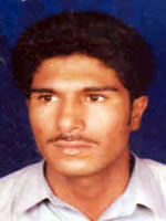 Jamil Ahmed - Player Portrait