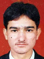 Azam Hussain - Player Portrait